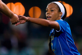UCLA's Leroux Awarded Weekly Honor