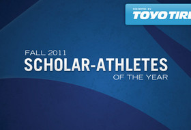 Fall Scholar-Athletes Of The Year