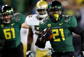 Oregon's James Stands Out In The Crowd