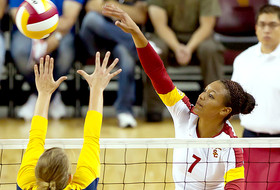 USC's Jupiter Named 2011 DI AVCA Player of the Year
