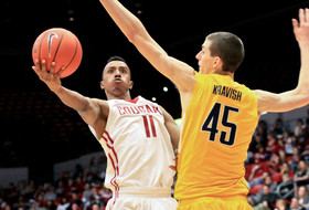 WSU's Aden Named Player of the Week