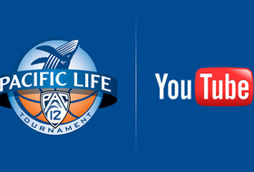 Pacific Life Pac-12 Basketball Tournament To Be Streamed On YouTube