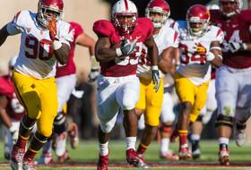 Stanford's Taylor, Stanford's Gardner and Utah's Hackett named Pac-12 players of the week
