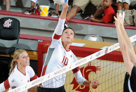 OSU's Nassar, WSU's Glab and ASU's Gardner named Pac-12 volleyball players of the week