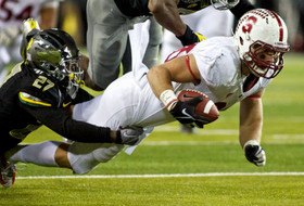 Stanford's Ertz and Zychlinski and UCLA's Kendricks named Pac-12 players of the week