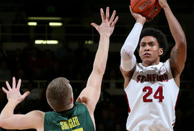 Stanford's Huestis named Pac-12 player of the week