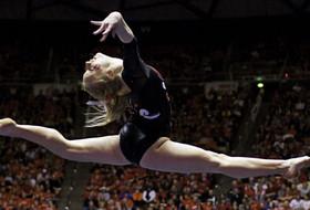 Zamarripa, Dabritz and Sisler earn weekly Pac-12 gymnastics honors