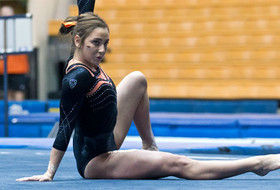 Stambaugh, Del Priore and Northey earn gymnastics weekly honors
