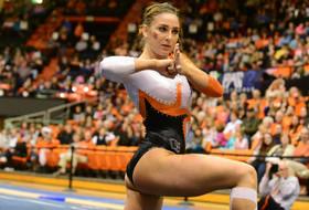 Stambaugh, Zamarripa and Edwards earn gymnastics honors