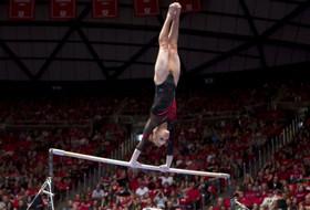 Dabritz, Wilson and Northey earn gymnastics weekly honors