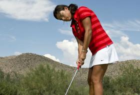 Arizona's Gidali named Pac-12 women's golfer of the month