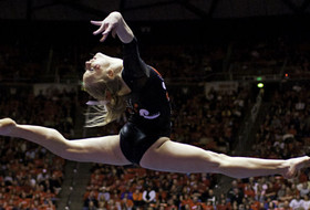 Pac-12 gymnasts perform well in NCAA individual event finals