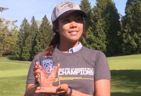 2018 Pac-12 Women's Golf Championships: UCLA's Patty Tavatanakit humbled after winning Pac-12 Women's Individual Golf Championship