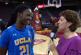 Michaela Onyenwere, UCLA's comeback effort at USC fueled by 'playing together, having fun and relishing this rivalry'