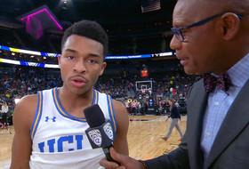 2019 Pac-12 Men's Basketball Tournament: Jaylen Hands talks hot start, leadership role following win over Stanford