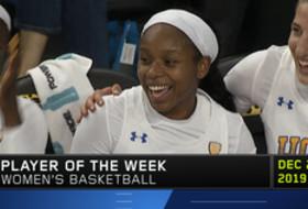 UCLA's Japreece Dean named Pac-12 Women's Basketball Player of the Week