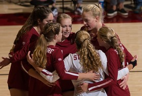 No. 1 Stanford Leads Seven Ranked Pac-12 Teams in AVCA Poll