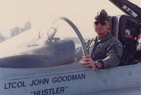 #100Pac12 Alumni: Lt. Gen. John F. Goodman