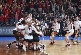 Top-seeded Stanford in NCAA Volleyball title hunt