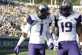 Washington's John Ross returns kick for 100-yard touchdown against UCLA