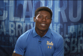 Running back Joshua Kelley looks back on monster game, UCLA football's weekly improvements