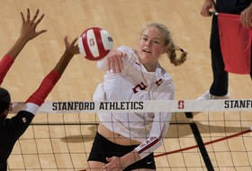 NCAA Women's Volleyball Sweet 16: Stanford, USC advance; Colorado, UCLA, Utah fall