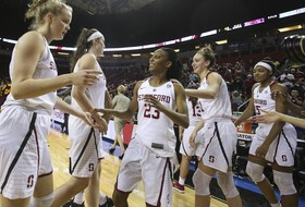 Michelle Smith Feature: Stanford's Kiana Williams eyes Final Four
