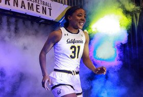 Cal's Kristine Anigwe prepares for the big stage ahead of the WNBA draft