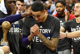Roundup: Kyle Kuzma, Lonzo Ball lead Lakers to Summer League title