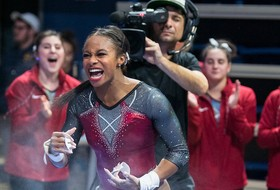 Four ranked Pac-12 gymnastics match-ups this week