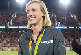 Roundup: Katie Ledecky named AP Female Athlete of the Year