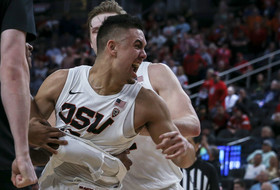 2020 Pac-12 Men's Basketball Tournament: Jarod Lucas lifts No. 8 Oregon State over No. 9 Utah in opening game