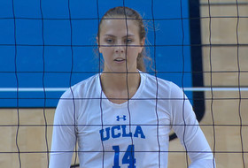 UCLA women's volleyball's Mac May credits 'great ball control' in sweep over Arizona State