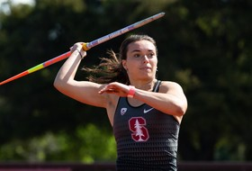 2019 Pac-12 Track & Field Championships: Stanford's Mackenzie Little sets meet record in javelin win