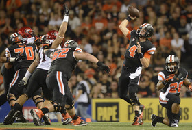 Sean Mannion becomes OSU all-time leading passer