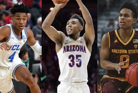 Postseason play for eight Pac-12 Men's Basketball teams tips Tuesday