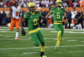 Oregon's Byron Marshall rumbles for 77-yard catch-and-run score