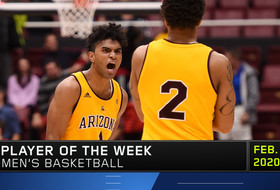 ASU junior Remy Martin collects Pac-12 Men's Basketball Player of the Week honors
