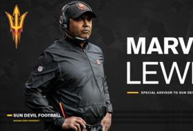 Marvin Lewis, Special Advisor to Sun Devil Football