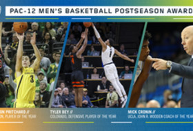 2019-20 Pac-12 Men's Basketball postseason awards