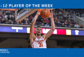 Pac-12 Men's Basketball Player of the Week - Nick Rakocevic, USC (1/21/19)