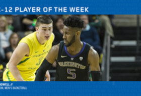 Pac-12 Men's Basketball Player of the Week - Jaylen Nowell, Washington (1/28/19)