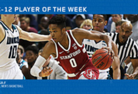 Pac-12 Men's Basketball Player of the Week - KZ Okpala, Stanford (11/12/18)