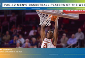 Pac-12 Men's Basketball Players of the Week 11/25/19