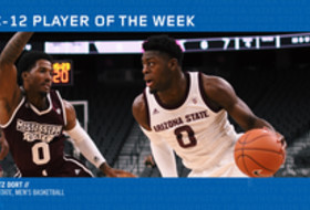 Pac-12 Men's Basketball Player of the Week - Luguentz Dort, Arizona State (11/26/18)