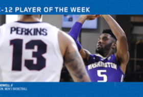 Pac-12 Men's Basketball Player of the Week - Jaylen Nowell, Washington (12/10/18)