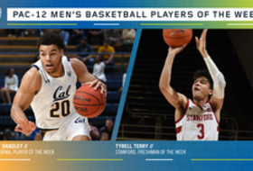 Pac-12 Men's Basketball Players of the Week 3/2/20