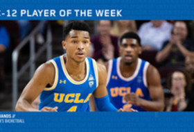 Pac-12 Men's Basketball Player of the Week - Jaylen Hands, UCLA (3/4/19)