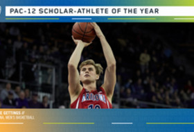 2019-20 Pac-12 Men's Basketball Scholar-Athlete of the Year