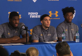 UCLA student-athletes detained in China apologize, suspended indefinitely